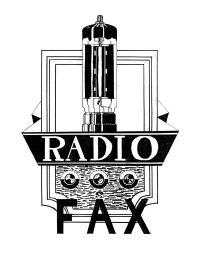 Radiofax old valve logo